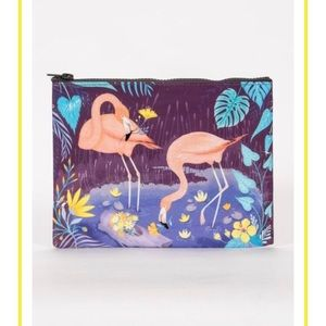 Pink Flamingos Bag by Blue-Q